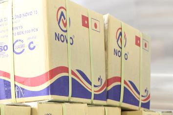 Công ty Cổ phần Thiên Lộc phân phối chính thức Van vòi Novo Việt Tiệp